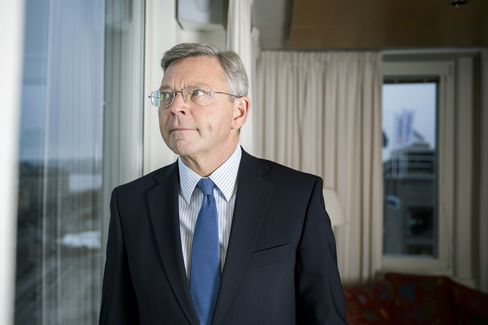 Christian Clausen CEO of Nordea Bank AB