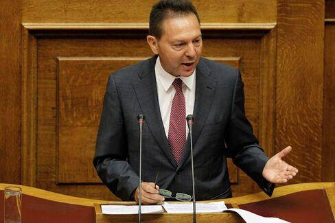 Greece Hosts Its Lenders???Yes, It's Awkward