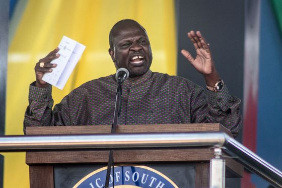 One of Worst African Wars May Revive, South Sudan Rebels Say