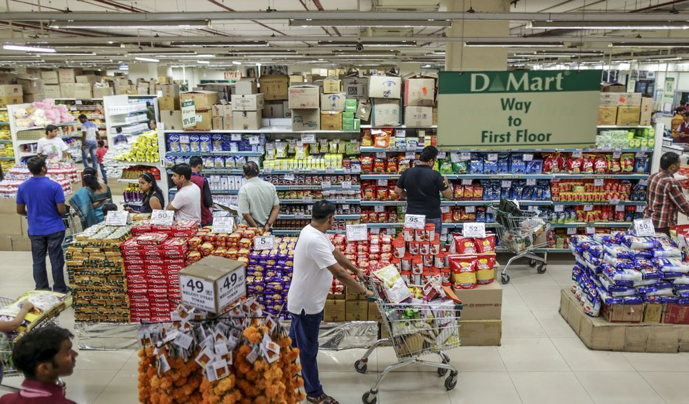 Giving Shoppers Less Means Big Bucks for Indian Retailer
