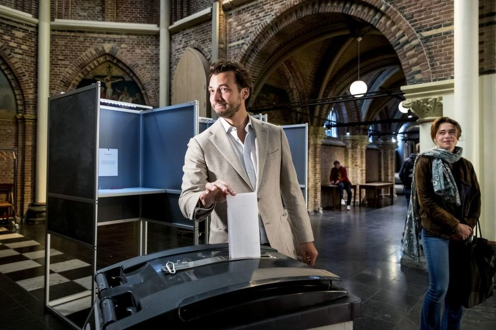 How the Suave New Dutch Far Right Nearly Won an Election