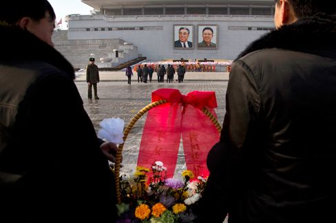 On Anniversary of Dad's Death, Kim Jong Un Shows Who's Boss