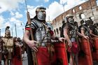 """The Roman Empire offered a """"viaticum"""" to military recruits worth a few gold coins."""