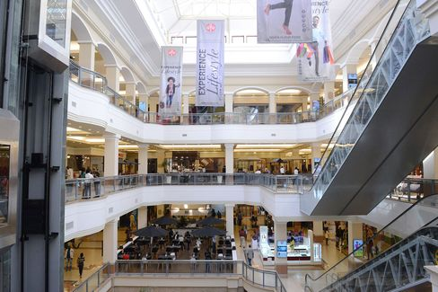 The New Westgate Mall