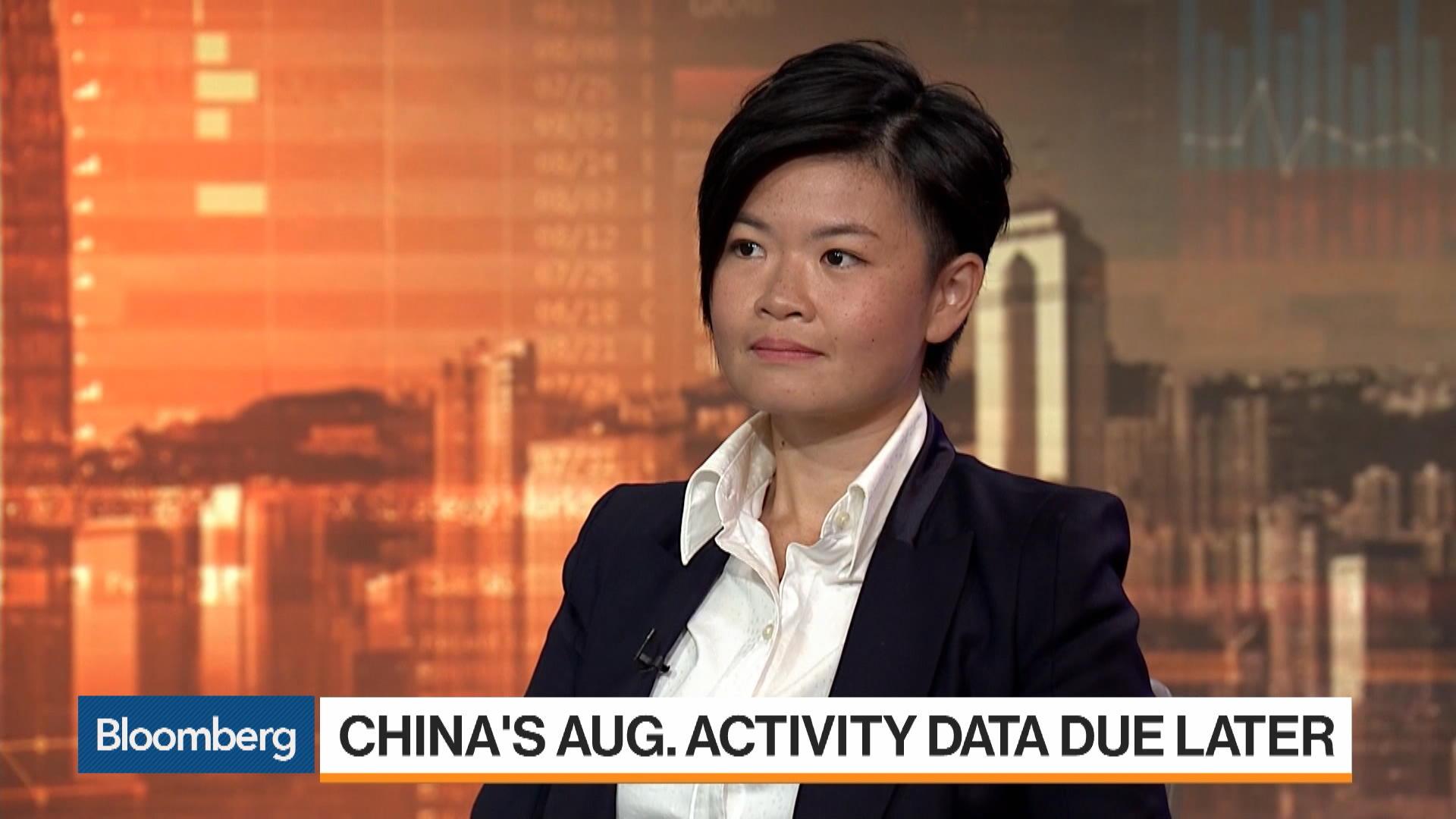 Bernstein Algorithmic and Portfolio Trader Joanne Lim on China Stocks, Volatility