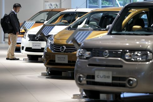 Toyota Expansion May Buoy Baht as Nissan Spends