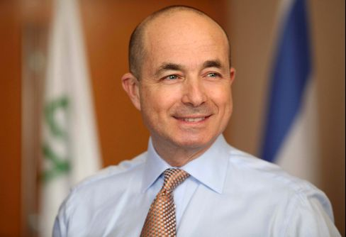 Teva Pharmaceutical Industries incoming CEO Jeremy Levin