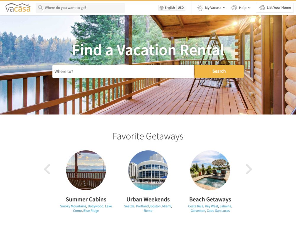 Private Equity Looks to Challenge Airbnb With Vacasa Deal