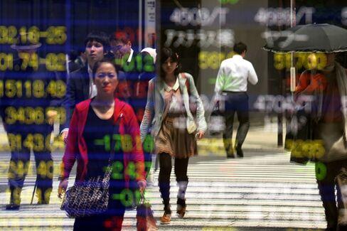 Weak Yen Gives Hope to Weak Japanese Companies