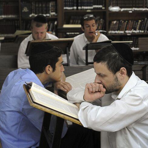 Israel Eases Ultra-Orthodox From Yeshivas