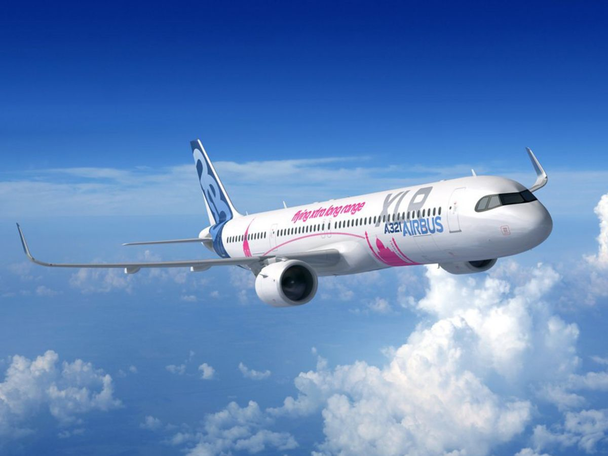 American Air Orders 50 of Airbus's Longest-Range A321 Aircraft