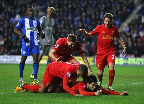 Liverpool, Standard Chartered Begin Sponsorship Renewal Talks