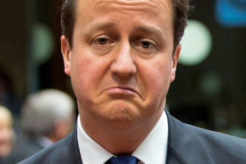 The Loneliness of David Cameron