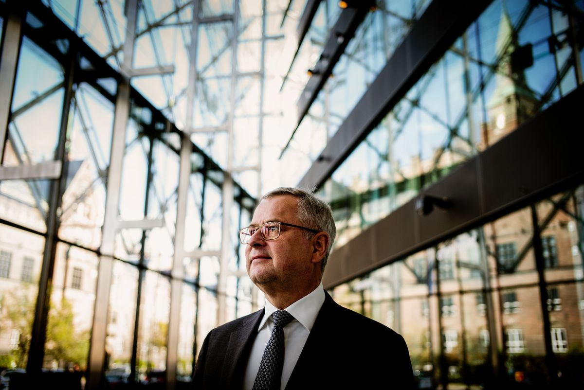 Maersk CEO Reveals 'Ironic' Twist in U.S. Trade War With China