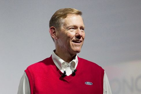 Microsoft Shouldn't Put Ford's Alan Mulally in the Driver's Seat