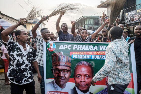Wins in Parliament Vote Strengthen Hand of Nigeria's Leader