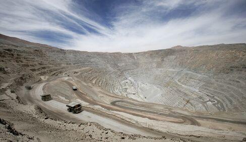 Chile Copper Mine Lede