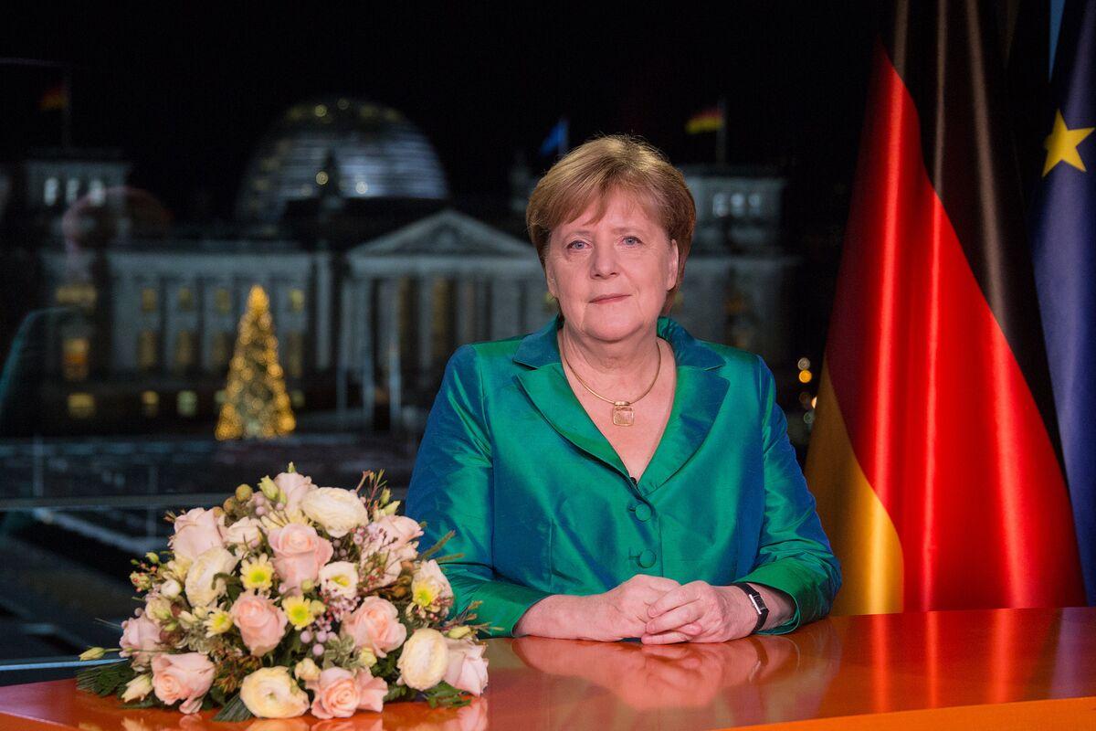 Angela Merkel Issues Stark Warning on 'Real, Dangerous' Climate Change