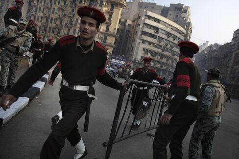 Egypt Generals Running Child Care Transition Profit Motive