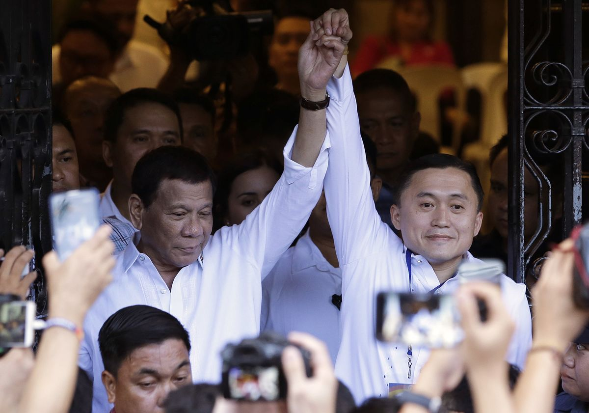 Opposition Crushed in Philippines Midterm Vote In Nod to Duterte