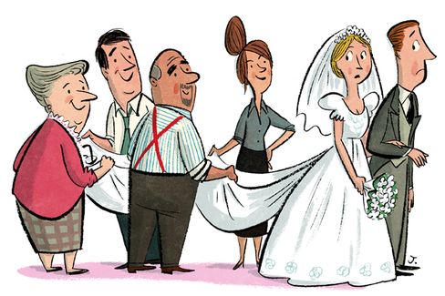 Do You Have to Invite Your Co-Workers to Your Wedding?
