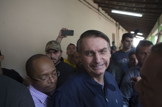 This Man Is Playing a Big Role in Brazil's Election—And He Isn't Even on the Ballot