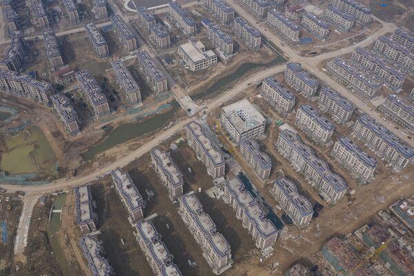 China Evergrande Group Development in Nanjing