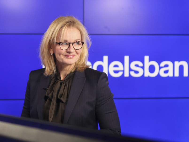 relates to Top Swedish Banker Takes Aim at Wealth Gap Between the Sexes
