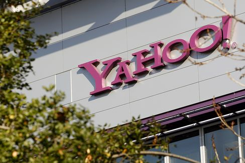 Yahoo Declines As Sales Forecasts Miss Some Analysts' Estimates