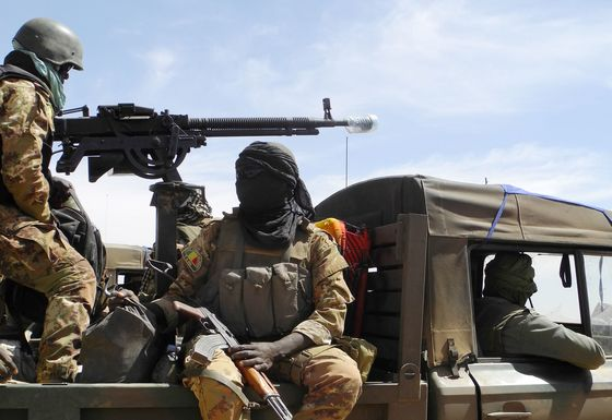Islamist Insurgencies Feed Age-Old West African Conflicts