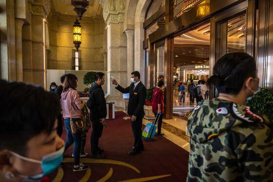 Macau Asks Casinos to Suspend Operationsto Curb CoronavirusSpread
