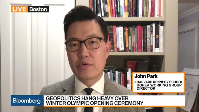 Harvard Kennedy School Korea Working Group Director John Park discusses North and South Korea relations