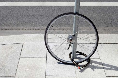 To Catch a Bike Thief, Locks Get Smart