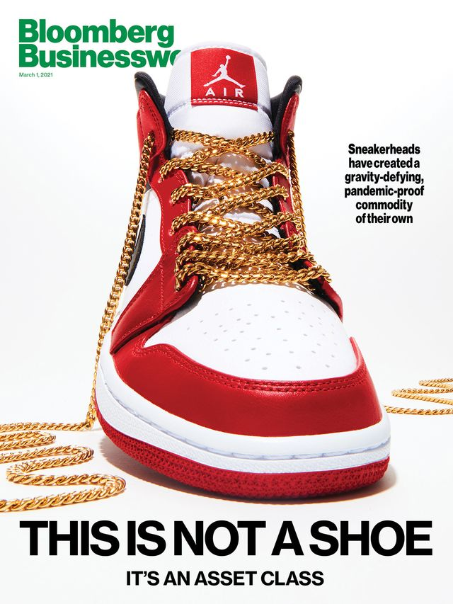 Bloomberg Businessweek cover image, March 1, 2021