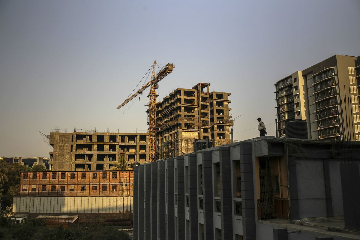 Blackstone REIT's Success Lures Global Funds to India Market