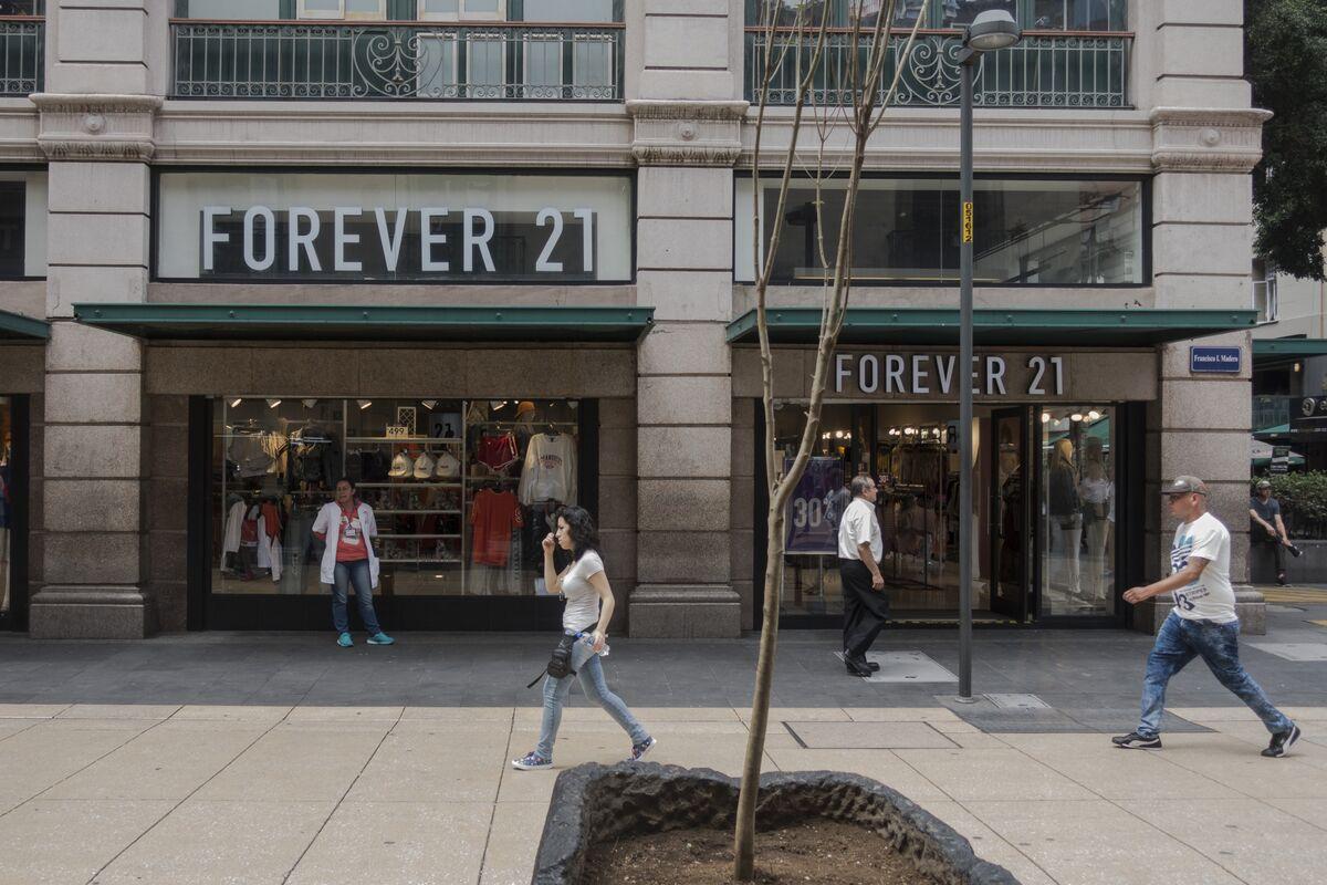 Forever 21 Prepares for Potential Bankruptcy Filing