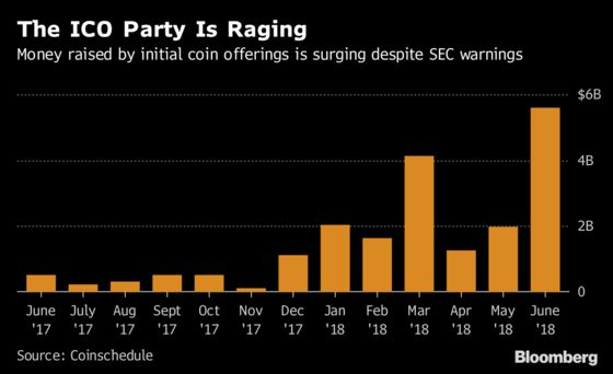 SEC's New Crypto Czar Wants Coin Industry to Step Out of Shadows