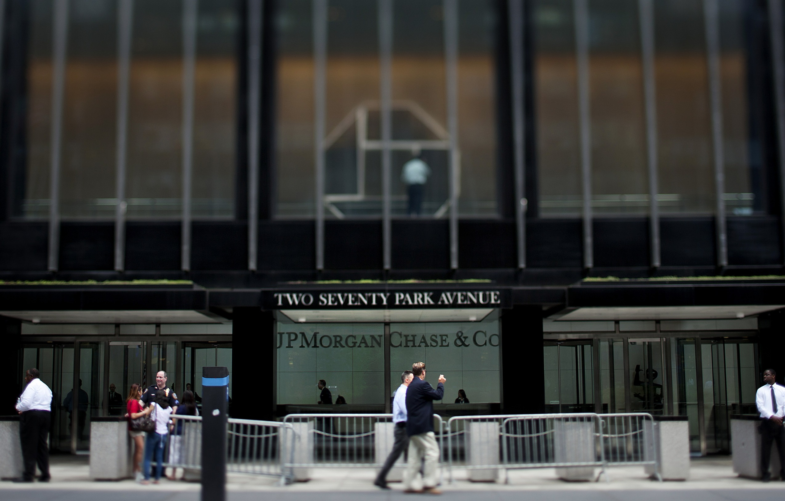 bloomberg.com - Olga Kharif - IBM Says Banks Consider Following JPMorgan Into Digital Currency
