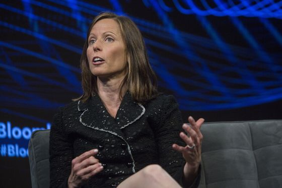Morgan Stanley Gathers Its Top Women to Plan Lifting Their Ranks