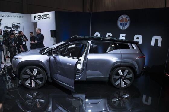 Louis Bacon-Backed Fund Invests $50 Million in EV Maker Fisker