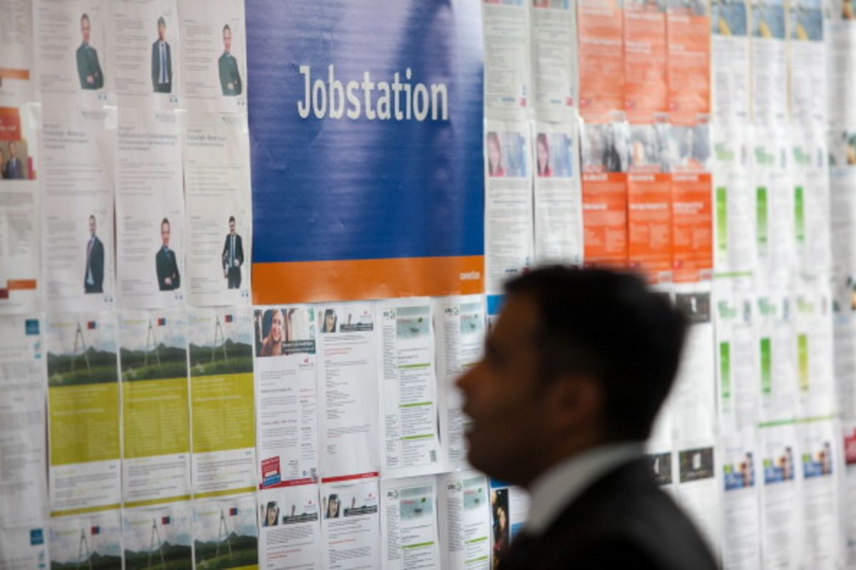 why it s so hard to get a job bloomberg view