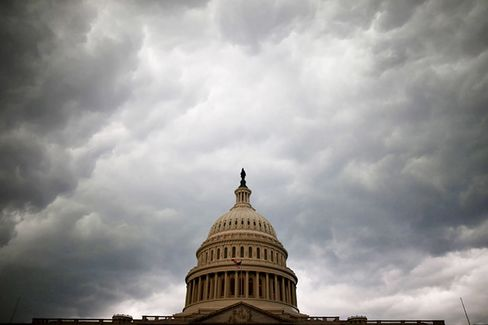 Wall Street Finally Frets Over Shutdown???and It Should