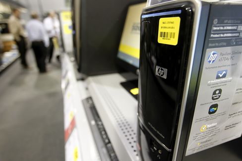 U.S. PC Shipments Shrank in 2011 for First Time in a Decade