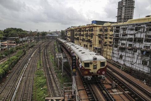 Rail transportat in India