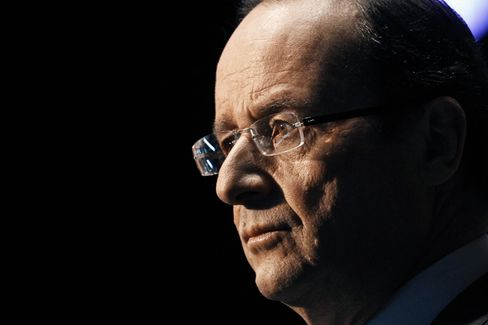 Hollande: From B-School to the ??lys??e Palace