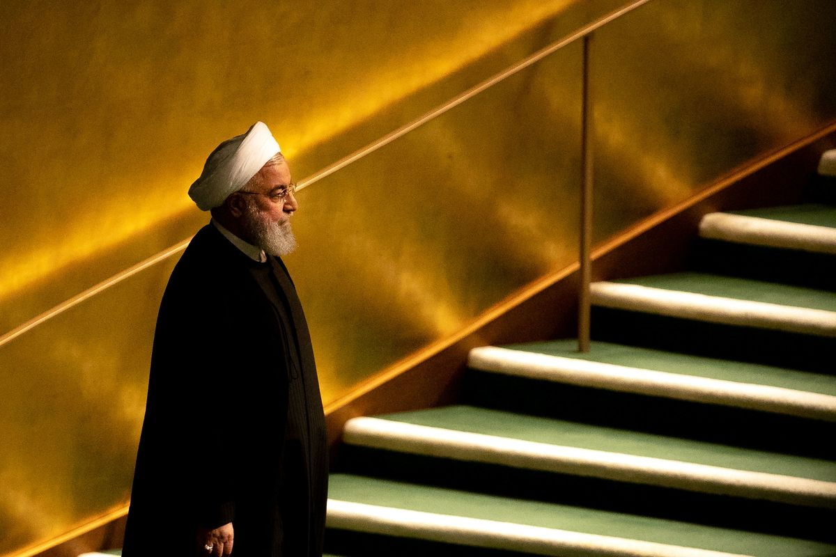 Rouhani Rules Out Trump Talks With Time Running Out in New York