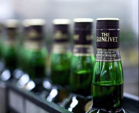 Glenlivet Whisky Distilled in 1883 Sells at Auction