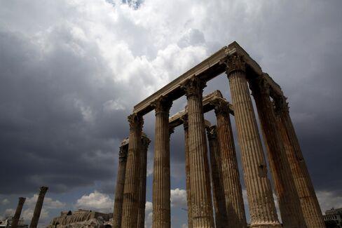 Greek Bonds Sink, as Default Concern Mounts