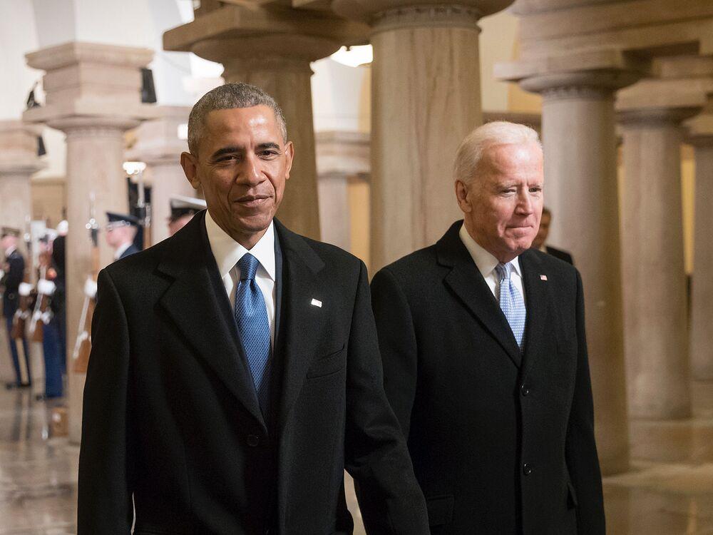 Obama Alumni Say No Biden Allegations Found During Vetting - Bloomberg