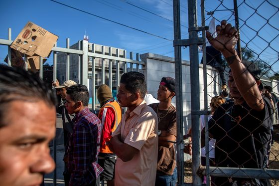 Mexico's New Government Says No Deal With U.S. on Asylum Seekers